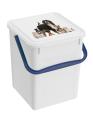 4Cats  Pet Food Box, White  7 l