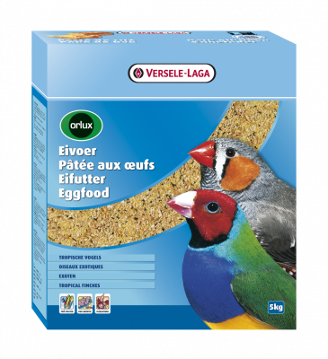 Versele Laga Eggfood Dry Tropical Finches  5 kg