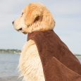 Territory Adventure Cape Towel, Brown a prezzi imbattibili