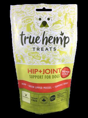 True Hemp Hip und Joint Treats 50 g Huhn