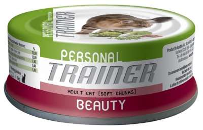Nova Foods Personal Trainer Adult Beauty 11.9 - 8% 70 g