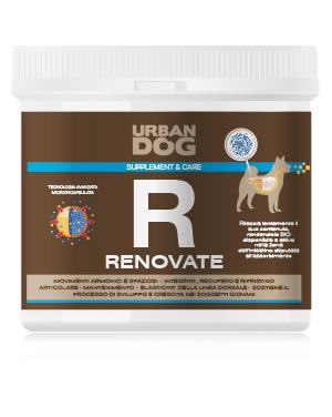 URBAN DOG Renovate Gelenke und Knorpel  500 g, 350 g
