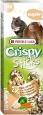 Mit Versele Laga Crispy Sticks Hamster/Ratten Reis & Gemüse wird oft zusammen gekauft