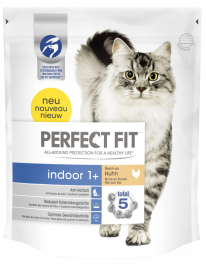 Perfect Fit Indoor 1+ med Kyckling  190 g