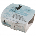 Mousse No. 213 Pesce Bianco, Tonno, Tacchino & Salmone Catz Finefood 100 g