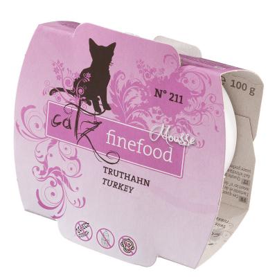 Catz Finefood Mousse No. 211 Truthahn 100 g