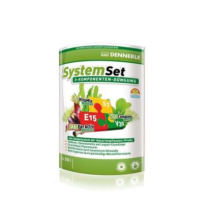 Dennerle Perfect Plant System Set 25 ml