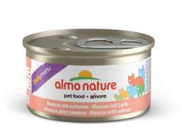 DailyMenu Mousse mit Lachs Almo Nature  8001154125320