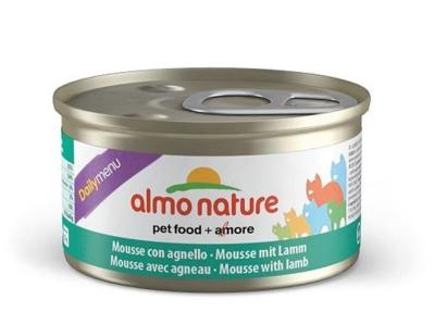 Almo Nature DailyMenu Mousse mit Lamm 85 g
