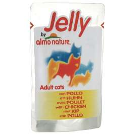 Jelly mit Huhn Almo Nature  8001154120035