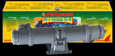 Sera Pond UV-C System 55W 55 W