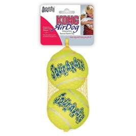 Air Dog - Squeakair Tennisball von KONG L EAN: 0035585775555