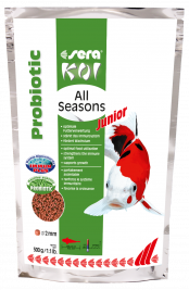 Sera  Koi Junior All Seasons Probiotic 500 g EAN 4001942444545 - Preis