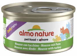 DailyMenu Mousse mit Pute Almo Nature  8001154125030