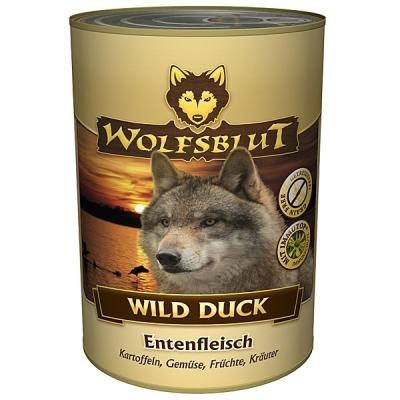 Wolfsblut Wild Duck dåsemad  395 g, 800 g
