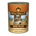 Wide Plain con Carne de caballo, patatas y extracto de Nopal de Wolfsblut 800 g