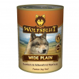 Wide Plain - Horse meat, Sweet potatoes & Nopal extract Wolfsblut 395 g