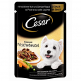 Portionsposer, Selection in Sauce Cesar 100 g