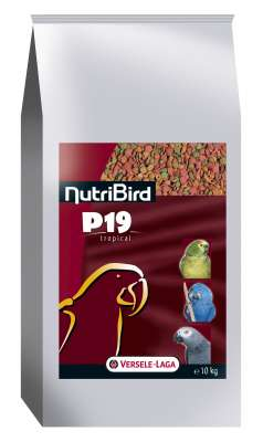 Versele Laga NutriBird P19 Tropical  10 kg