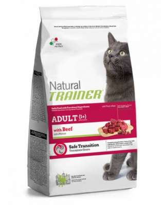Nova Foods Natural Trainer Cat - Adult with Atum (33 - 18) 1.5 kg, 300 g, 7.5 kg