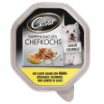 Cesar Recommendation of the Chef with easy grilled Chicken, brown Rice and Vegetables 150 g
