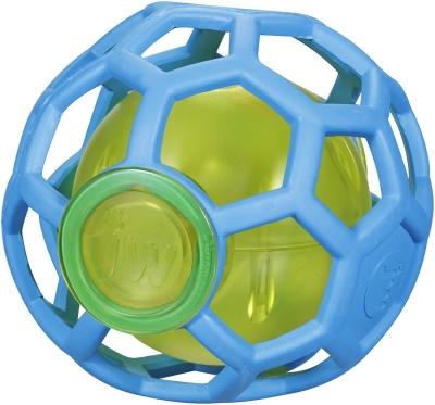 JW Hol-Ee Treat Ball Hellblau