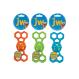 JW Bone Squeaker S-M  - pris