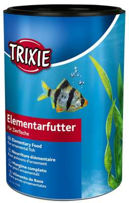 Trixie Elementarfutter für Zierfische  250 ml, 1 l