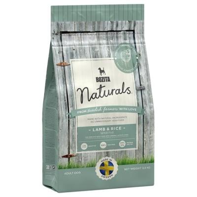 Bozita Naturals Lamb & Rice  3.5 kg, 12 kg