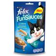 Dessa produkter köps oftast ihop med Felix FunSauces Seafood