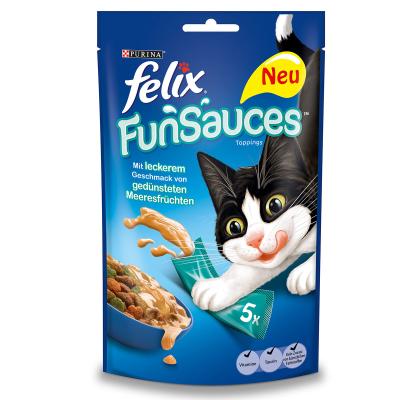 Felix FunSauces Seafood Skaldjur 75 g