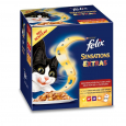 Multipack Sensations Extras  24x100 g van Felix