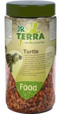 JR Farm Terra Food Turtle Wasserschildkröte  70 g