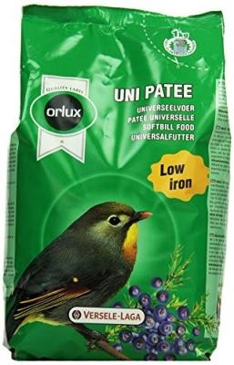 Versele Laga Orlux Uni Patee-Universal Alimento Suave  1 kg