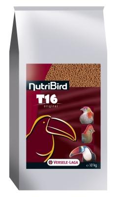 Versele Laga NutriBird T16 Maintenance food  10 kg