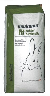 Deukanin Fit mit Kräuter und Petersilien  25 kg