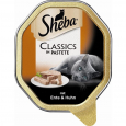 Sheba Classics in Pastete - Ente & Huhn  Online Shop