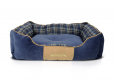 Scruffs Highland Box Bed Blauw