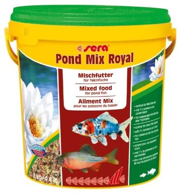 Sera Pond Mix Royal 2 kg