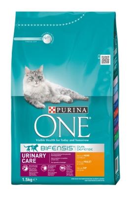 Purina ONE Bifensis Urinary Care Frango e Trigo 800 g, 1.5 kg