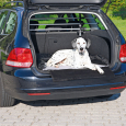 Car Bed, Black / Grey  Sort fra Trixie