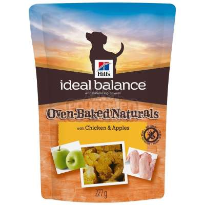 Hill's Ideal Balance Oven-Baked Naturals with Chicken and Apples 227 g