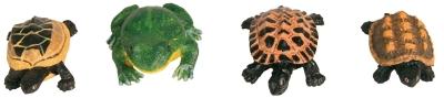 Trixie Sortiment Frösche und Schildkröten