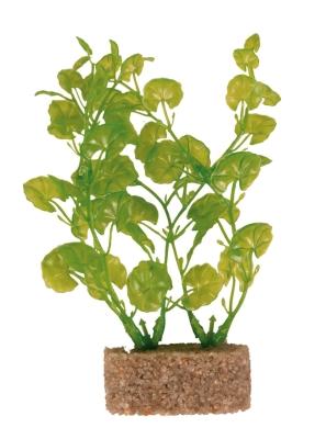 Trixie Sortiment Kunststoffpflanzen mit Sandfuß 12 cm
