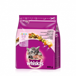 Junior Zalm Whiskas 5900951265310