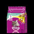 Mit Whiskas 1+ Indoor Huhn wird oft zusammen gekauft