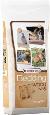 Versele Laga Wood Bedding No. 6 15 kg