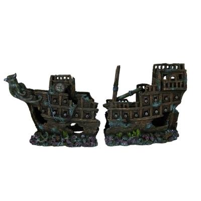 Trixie Shipwreck, 2 pieces 57 cm