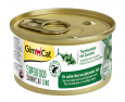 Mit GimCat Superfood ShinyCat Duo Thunfischfilet mit Zucchini wird oft zusammen gekauft