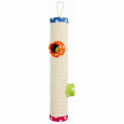 Trixie Playing Roll Sisal / Fleece Flerfarvet